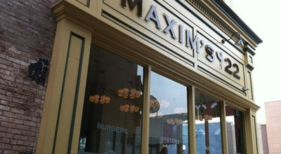Photo of French Restaurant Maxim's 22 at 322 Northampton St, Easton, PA 18042, United States