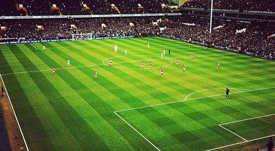 Photo of Soccer Stadium White Hart Lane Stadium at 748 High Rd, Tottenham N17 0AP, United Kingdom