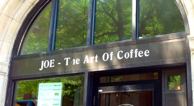 Photo of Coffee Shop Joe: The Art Of Coffee at 405 W 23rd St, New York, NY 10011, United States
