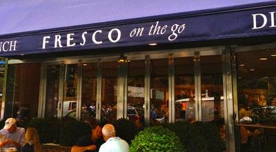 Photo of Italian Restaurant Fresco On The Go at 40 E 52nd St, New York, NY 10022, United States