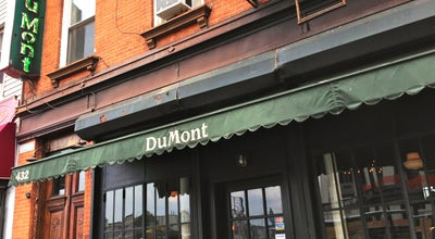 Photo of American Restaurant DuMont at 432 Union Ave, Brooklyn, NY 11211, United States