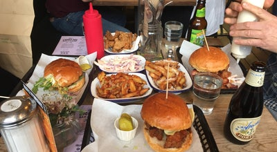 Photo of Fried Chicken Joint Lucky Fox at Division Street, Sheffield, United Kingdom