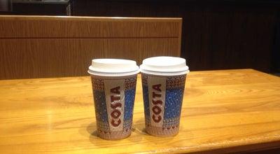 Photo of Coffee Shop Costa Coffee at 9-10 Market Walk, Chorley PR7 1DE, United Kingdom