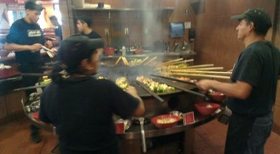 Photo of Mongolian Restaurant Genghis Grill at 4410 The 25 Way Ne, Albuquerque, NM 87109, United States
