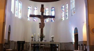 Photo of Church Paróquia do Divino Salvador at Av. Júlio De Mesquita, 126 - Cambuí, Campinas 13025-061, Brazil