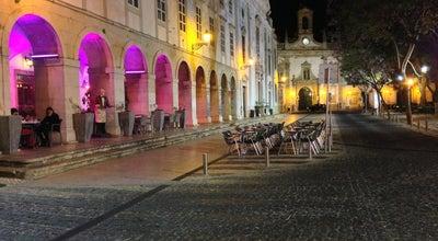 Photo of Lounge Columbus at Praça Dom Francisco Gomes, Nº 13, Faro 8000, Portugal