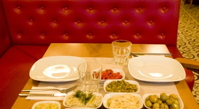 Photo of Mediterranean Restaurant Sıdıka Meze Restoranı at Vişnezade Mah. Şair Nedim Cd. No:38, Beşiktaş 34357, Turkey