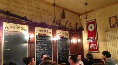 Photo of French Restaurant Le Coq en Pâte at 10 Allée Duquesne, Nantes 44000, France