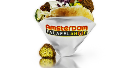 Photo of Falafel Restaurant Amsterdam Falafelshop at 248 Elm St, Somerville, MA 02144, United States