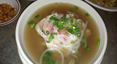 Photo of Vietnamese Restaurant Phở Quyên Vietnamese Restaurant at 8404 W Hillsborough Ave, Tampa, FL 33615, United States