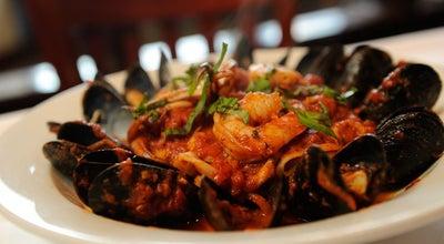 Photo of Italian Restaurant Luna Rossa at 1699 Shawsheen St, Tewksbury, MA 01876, United States