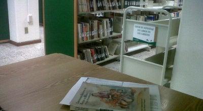 Photo of Library Biblioteca Ignacio Manuel Altamirano at Facultad De Humanidades, Toluca de Lerdo, Mexico