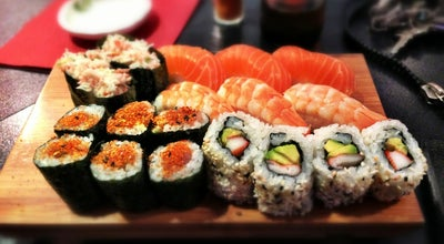 Photo of Japanese Restaurant Sushi Sano at Brunnstr. 6, München 80331, Germany
