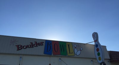 Photo of Bowling Alley Boulder Bowl at 504 California Ave, Boulder City, NV 89005, United States