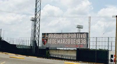 Photo of Baseball Field Estadio 18 de Marzo at Colegio Militar, Minatitlán, Mexico