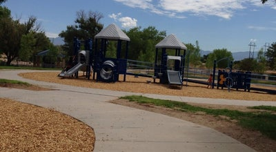 Photo of Playground Mariposa Basin Park at 6401 Taylor Ranch Rd Nw, Albuquerque, NM 87120, United States