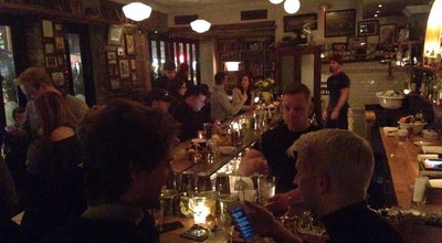 Photo of Restaurant Goodnight Sonny at 134 1st Ave, New York City, NY 10009, United States
