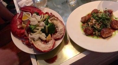 Photo of Seafood Restaurant Bay Kitchen Bar at 39 Gann Road, East Hampton, NY 11937, United States