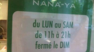Photo of Japanese Restaurant Nana-Ya at 81 Avenue Mozart, Paris 75016, France