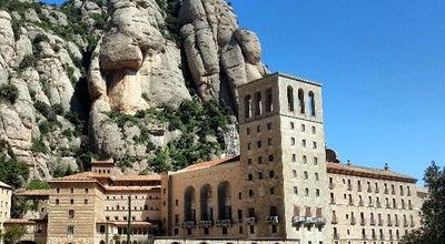 Photo of Monastery Monestir de Montserrat at Ctra. De Montserrat, Monistrol de Montserrat 08199, Spain