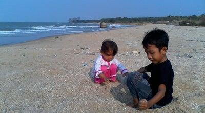 Photo of Beach Wana Wisata Sowan at Bancar, Indonesia
