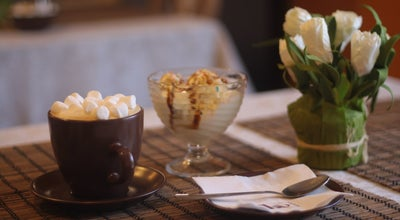 "Photo of Cafe Кофейня - Пекарня ""Bonape"" at Наб. Реки Гзень, 2а, Великий Новгород 173000, Russia"