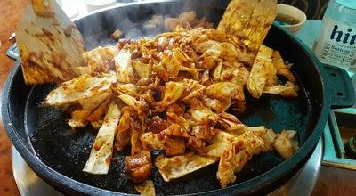 Photo of Diner 청운닭갈비 at 가평군, South Korea