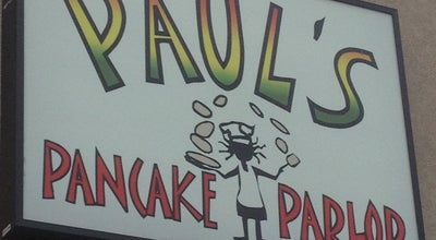 Photo of Diner Paul's Pancake Parlor at 2305 Brooks, Missoula, MT 59801, United States