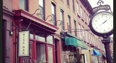 Photo of American Restaurant Amanda's Restaurant at 908 Washington Street, Hoboken, NJ 07030, United States