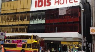 Photo of Hotel Ibis Hong Kong Central & Sheung Wan 宜必思香港中上環酒店 at 18-30 Des Voeux Rd W, Sheung Wan, Hong Kong