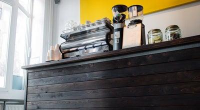 Photo of Coffee Shop Nano Kaffee Berlin at Dresdener Str. 14, Berlin 10999, Germany