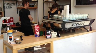 Photo of Coffee Shop Café Myriade II at 251, Rue Saint-viateur O., Montréal, QC H2V 1Y1, Canada