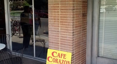 Photo of Coffee Shop Café Corazón at 1306 N Wishon Ave, Fresno, CA 93728, United States