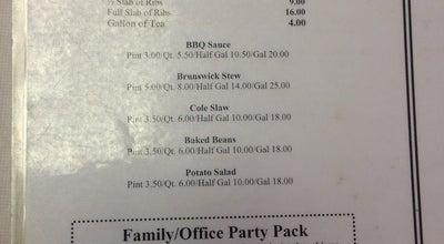 Photo of BBQ Joint J-Bo's BBQ at 420 Newnan, Carrollton, GA, United States