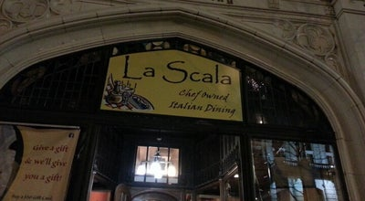Photo of Italian Restaurant La Scala at 312 Main St, Lafayette, IN 47901, United States