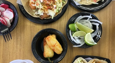 Photo of Mexican Restaurant Baja California Fish Tacos at 4749 Artesia Blvd, Lawndale, CA 90260, United States
