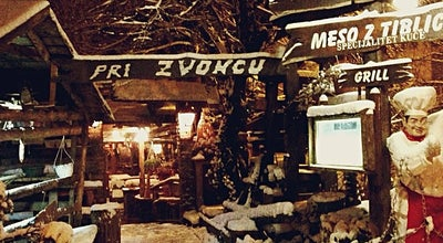 Photo of BBQ Joint Pri Zvoncu at Xii. Vrbik 1, Zagreb 10000, Croatia