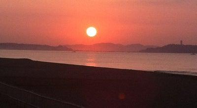Photo of Beach ヘッドランドビーチ (Tバー) at 東海岸南, 茅ヶ崎市 253-0054, Japan