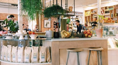 Photo of Coffee Shop C.T. - Coffee & Coconuts at Ceintuurbaan 282-284, Amsterdam, Netherlands