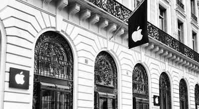 Photo of Electronics Store Apple Opéra at 12 Rue Halévy, Paris 75009, France
