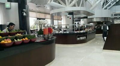 Photo of Mediterranean Restaurant Choices at Oryx Rotana Hotel, Doha, Qatar