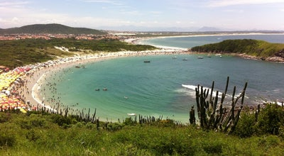 Photo of Beach Praia das Conchas at Cabo Frio, Brazil
