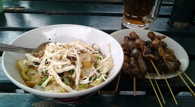 Photo of Breakfast Spot Bubur Ayam Monas at Jl. Bintaro Utama 9, Pondok Aren, Indonesia