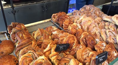 Photo of Bakery Fabrique at 8 Earlham St WC2H 9RY, United Kingdom
