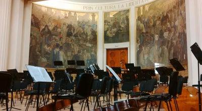 "Photo of Concert Hall Filarmonica de Stat ""Transilvania"" at Ccs, Cluj, Romania"