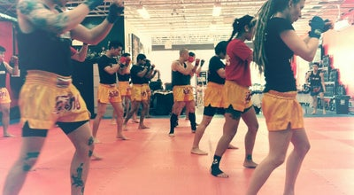 Photo of Martial Arts Dojo Krudar Muay Thai at 152 Augusta Ave, Toronto, Canada