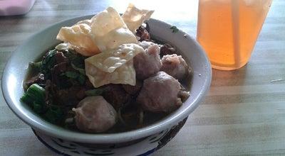 Photo of Soup Place Mie Ayam Panama at Jln. Urai Bawadi, Pontianak, Indonesia