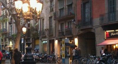 Photo of Historic Site Passeig del Born at La Ribera, Ciutat Vella, Barcelona, Spain