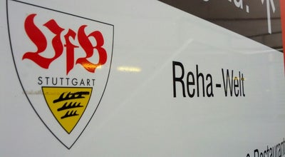 Photo of Spa VfB Reha-Welt at Mercedesstraße 73 D, Stuttgart 70372, Germany