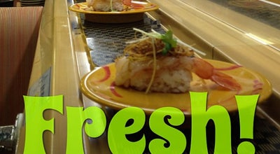 Photo of Sushi Restaurant スシロー 山形北店 at 嶋北2-22-10, 山形市 990-0816, Japan